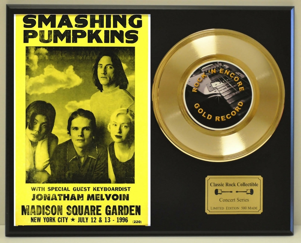 Smashing Pumpkins Home Décor